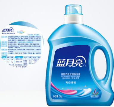 蓝月亮洗衣产品微商代理,洗衣液一件代发