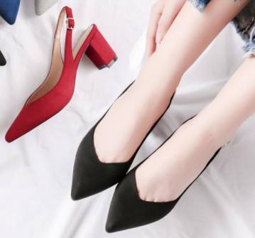 时尚女鞋一手货源一件代发,工厂直销免费代理