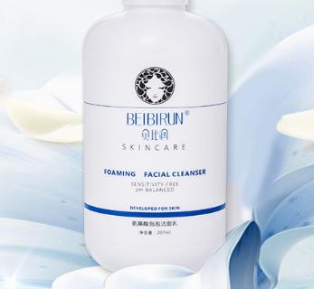 韩国氧气小白管洗面奶